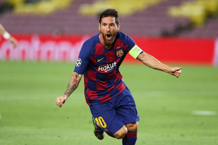 """""""Creía que era el momento de dar un paso al costado. Creía que el club necesitaba más gente joven, gente nueva"""", dijo Messi"""