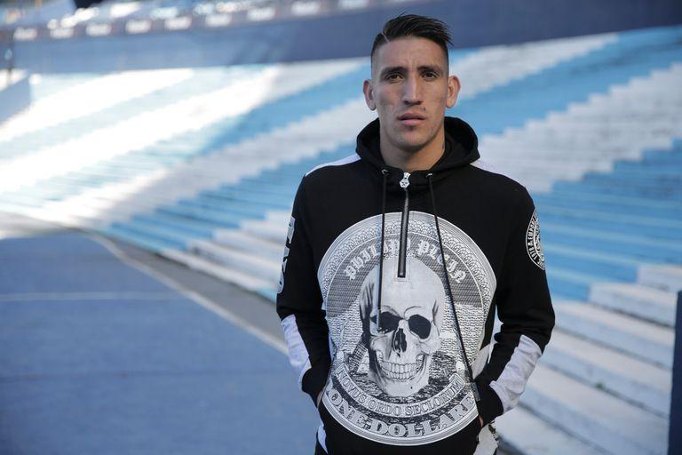 Ricardo Centurión continua en conflicto con Racing