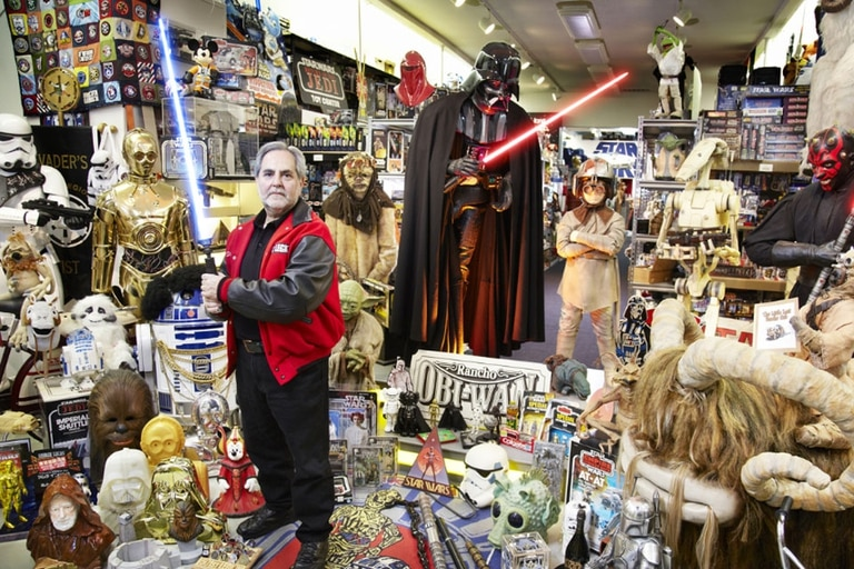 El fanatismo por Star Wars, al extremo