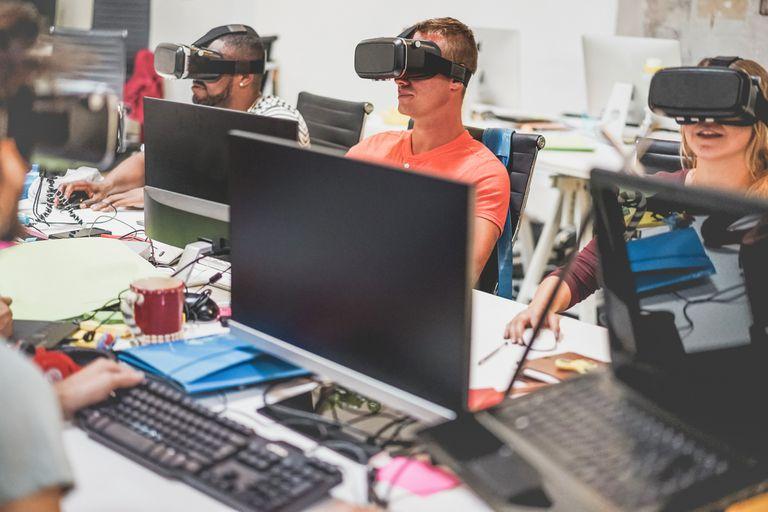 Mucho más que un juego: la realidad virtual copa el área de Recursos Humanos