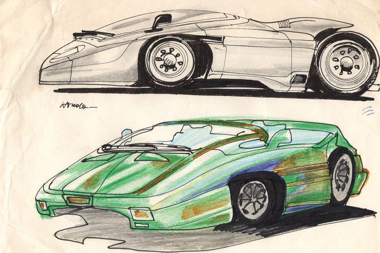 La pasión oculta de Luis Alberto Spinetta por los autos