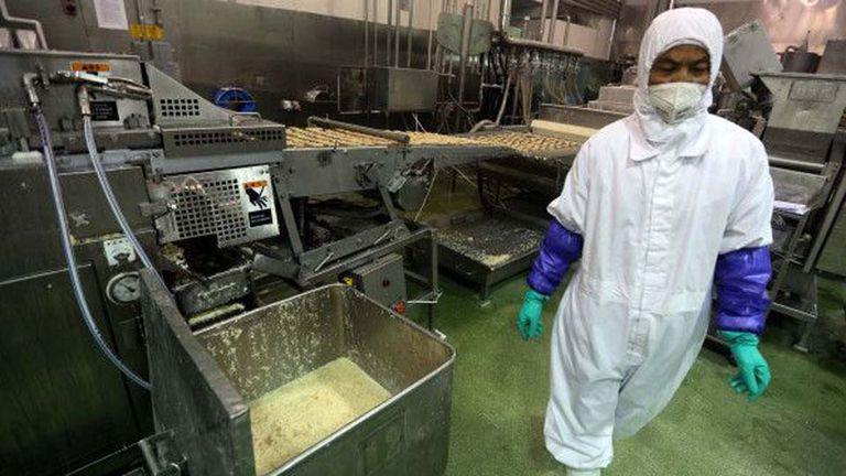 Una planta de la compañía Husi Food fue objeto de polémica por cómo se procesaba la carne