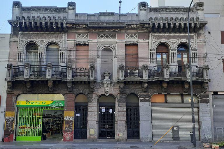 Secretos de la ciudad: el edificio de 1917 que buscan recuperar en Almagro