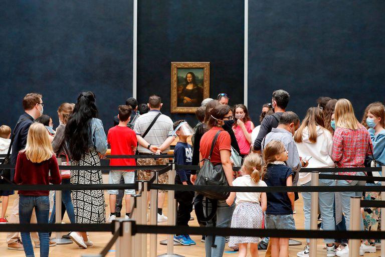El Louvre tuvo récord de visitantes en 2019, pero ya nada será igual