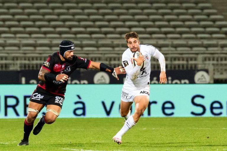Rugby: el argentino que llegó al mejor equipo de Francia y despierta atracción