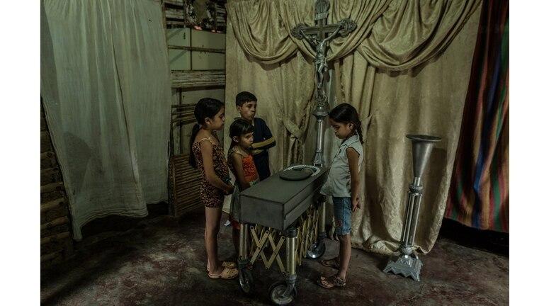 El hambre ha azotado a la nación y, ahora, está matando a ni?os