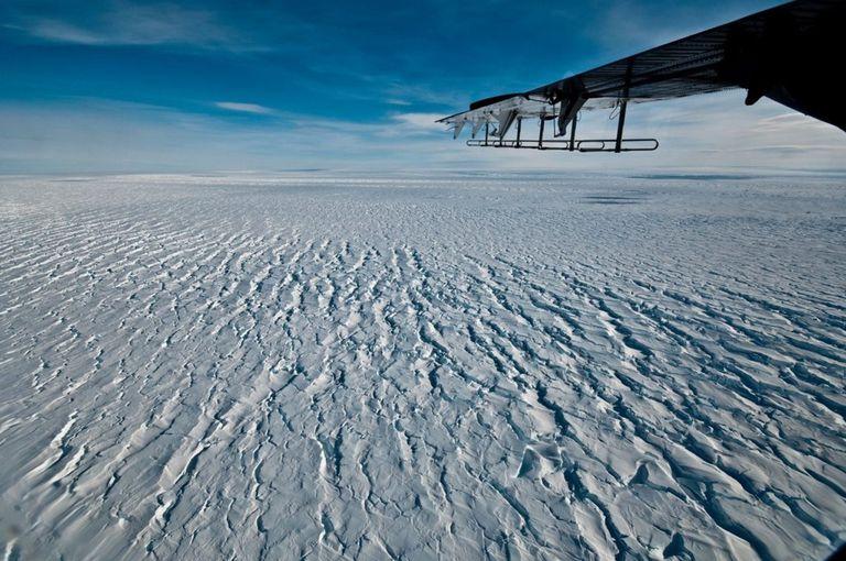 Antártida: detectan señales de inestabilidad en un gigantesco glaciar y hay alarma