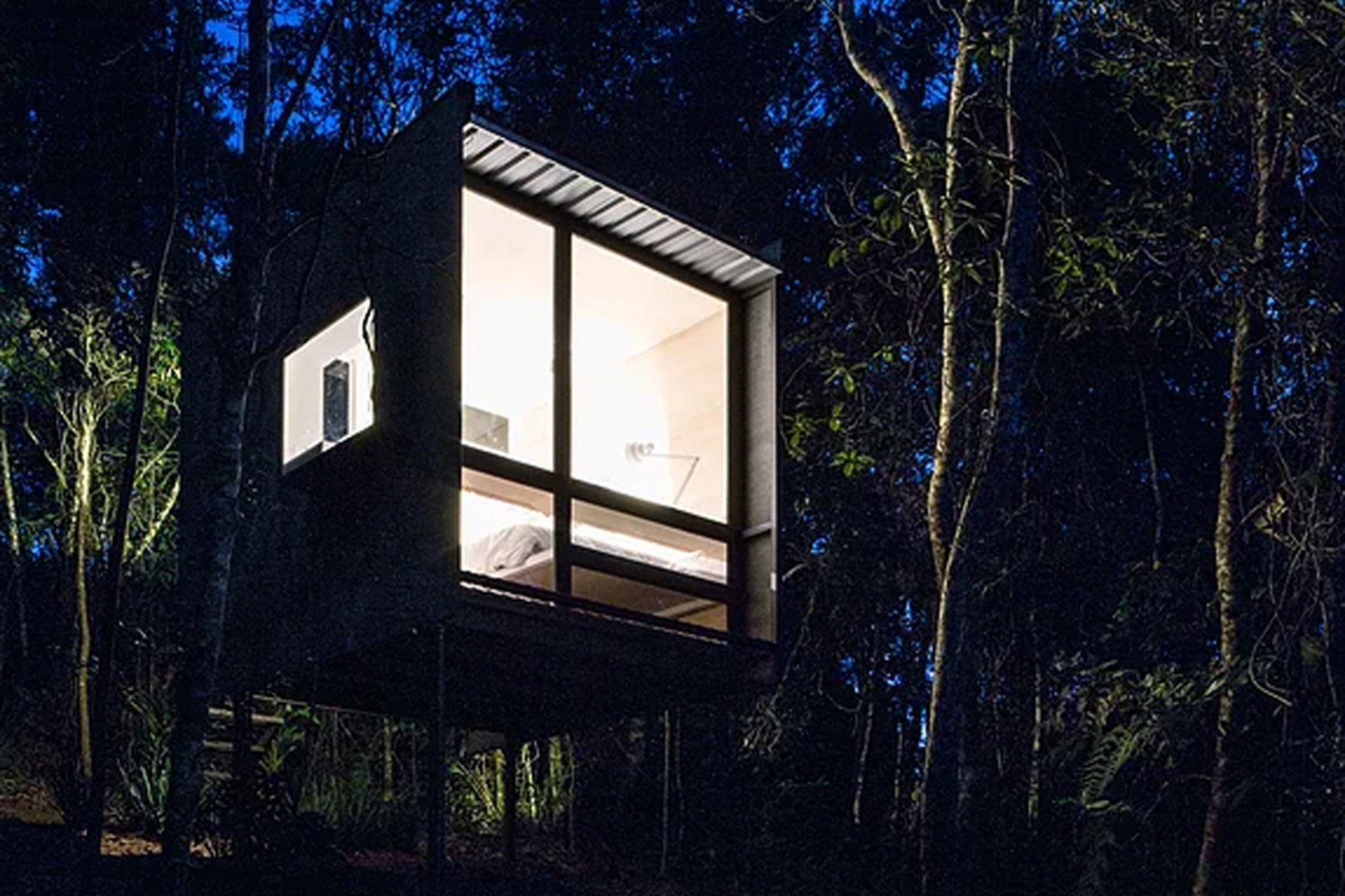 La casa del árbol de diseñada por la Arquitecta Silvia Acar