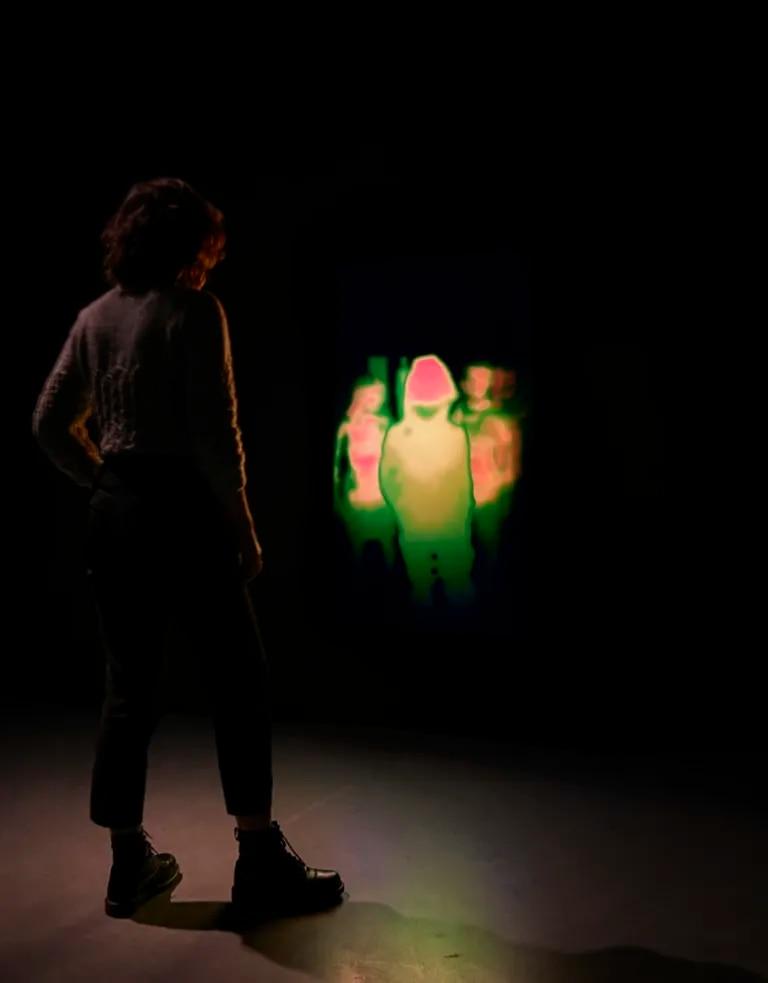 """""""El Pasaje"""", una obra inmersiva con tecnología de videojuegos"""