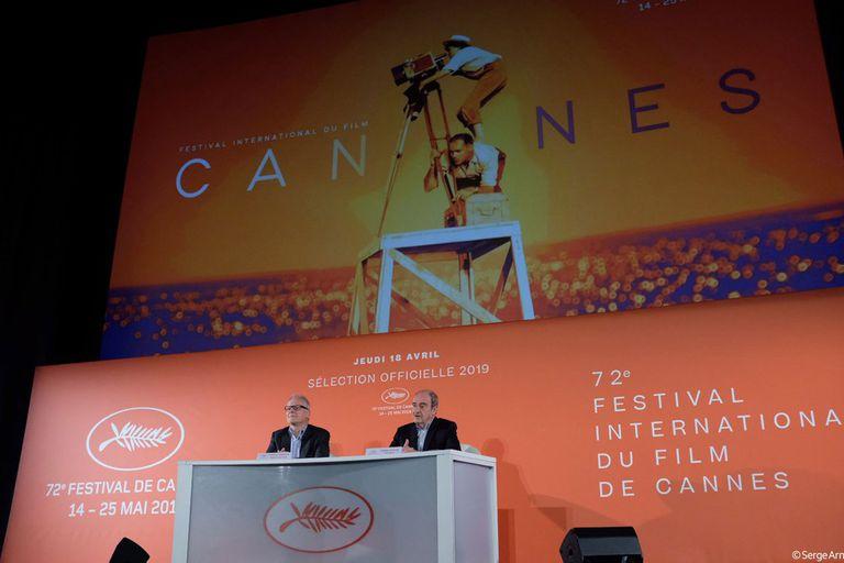 En una conferencia de prensa en París, se anunciaron los 47 títulos de la selección oficial de la 72ª edición de la principal muestra del mundo