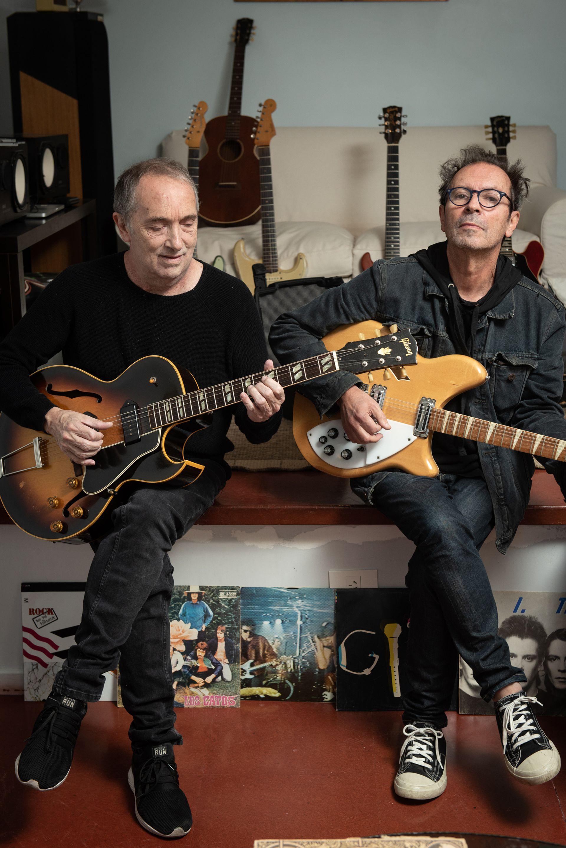 Pablo Guyot y Alfredo Toth, cuarenta años de amistad y de una sólida sociedad musical