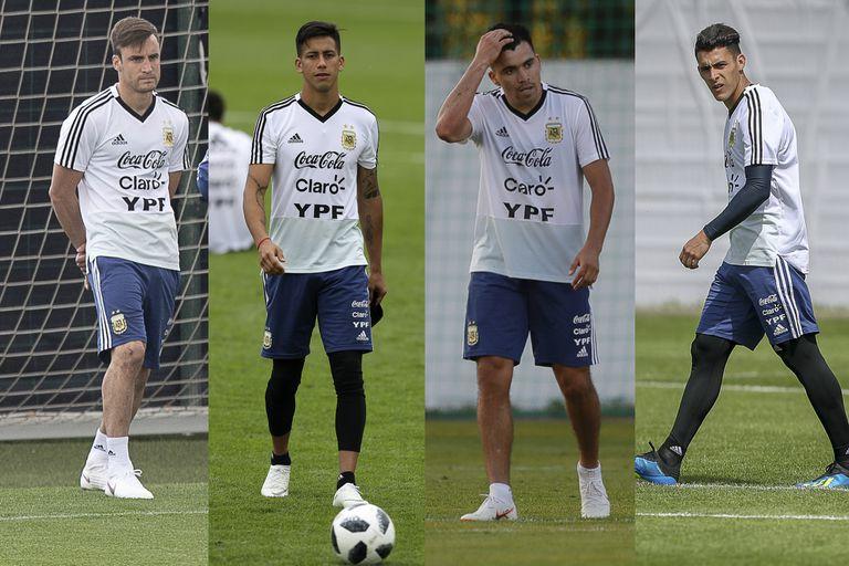 Selección argentina: los cuatro novatos que Sampaoli impulsa para la levantada