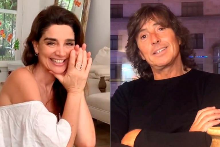 Tras los rumores, Verónica Varano confirmó su romance con Gustavo Bermúdez