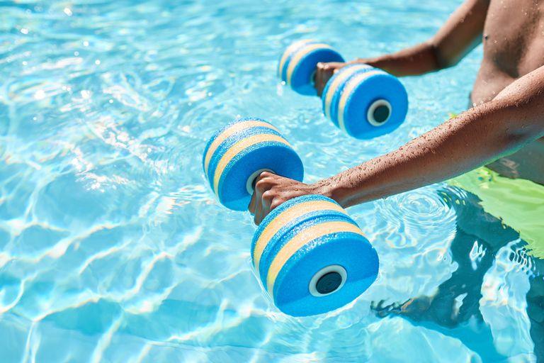 El fitness acuático: beneficios y contraindicaciones