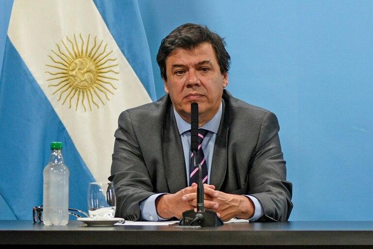 """Claudio Moroni, ministro de Trabajo, insistió en que """"hay que desindexar la economía"""" al justificar que la nueva fórmula jubilatoria no contemplará la inflación para actualización de los haberes"""
