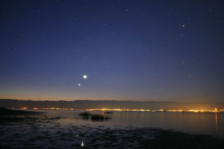 A simple vista se podrá observar este fenómeno astrológico