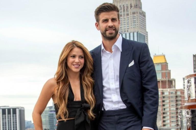 ¡Felicidades! Shakira y Piqué, hoy cumplen 44 y 34 años respectivamente