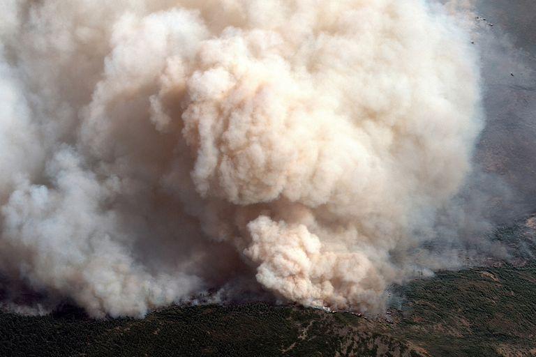 Incendios forestales en California: el humo ya llega a Nueva York