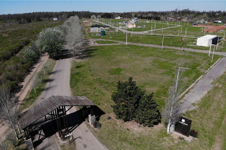 El Country Club Campo Timbo donde se quitó la vida Nardelli, uno de los dueños de la empresa Vicentín