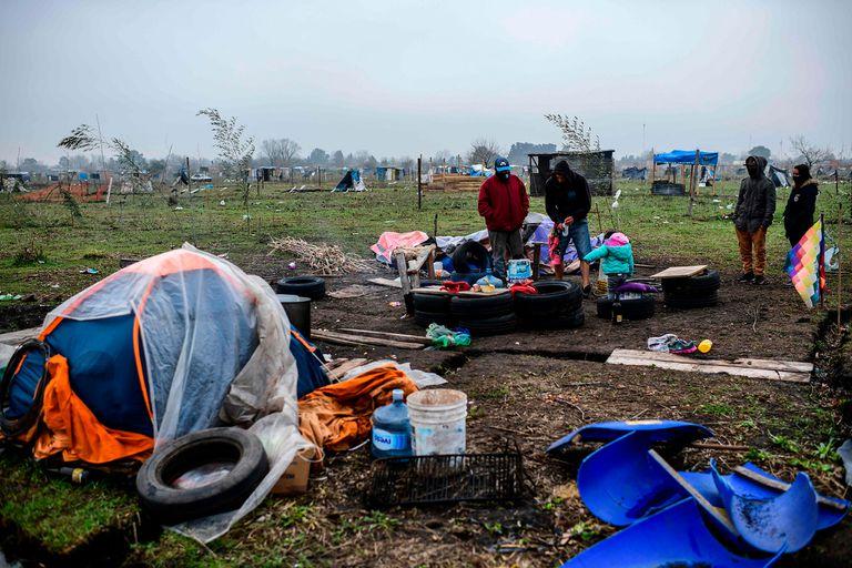 Toma de tierras: el rol de los movimientos sociales en el conflicto