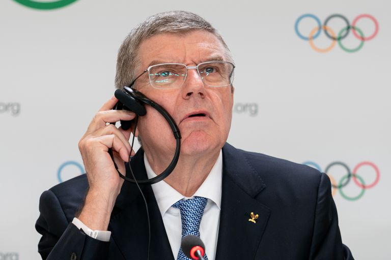 Thomas Bach (COI) confía en la realización normal de los Juegos de Tokio