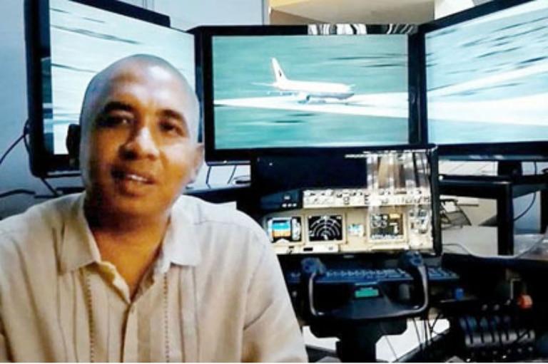 Zaharie Ahmadn Shah, el piloto del MH370