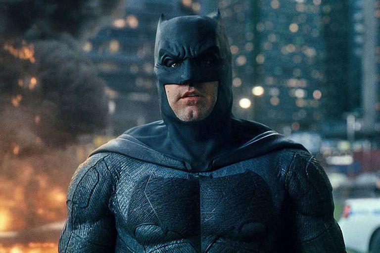 Ben Affleck, protagonista de las dos últimas películas del Hombre Murciélago