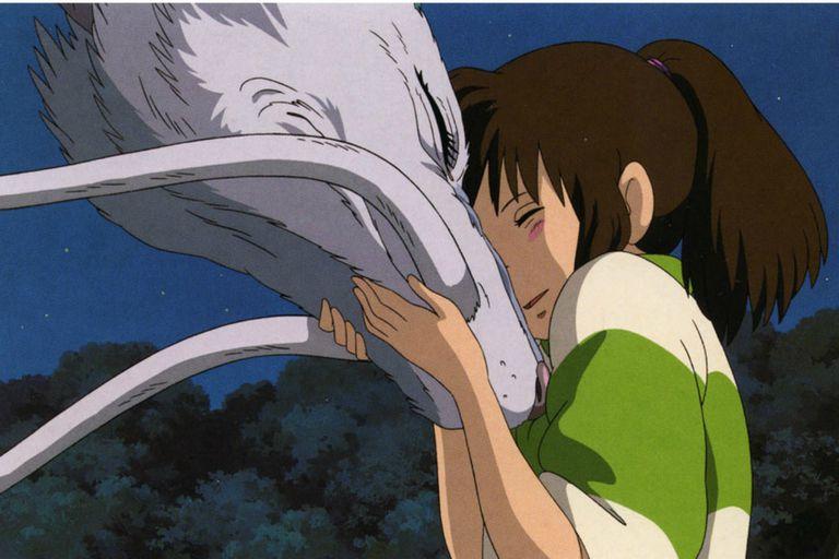 Chihiro es una película que marcó un antes y un después en la industria de la animación y la popularidad del animé en occidente