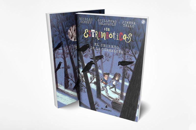 En la segunda parte de la saga, Los Estrambóticos investigan un caso relacionado con un circo