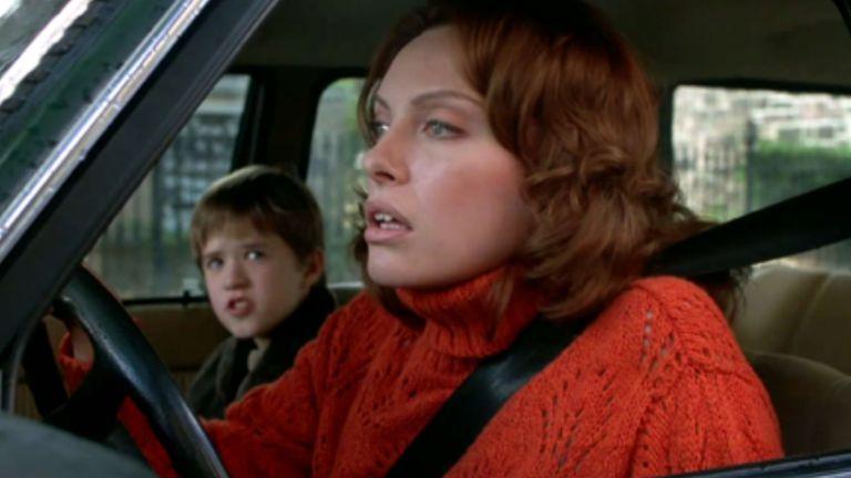 Toni Collette y Haley Joel Osment en Sexto sentido