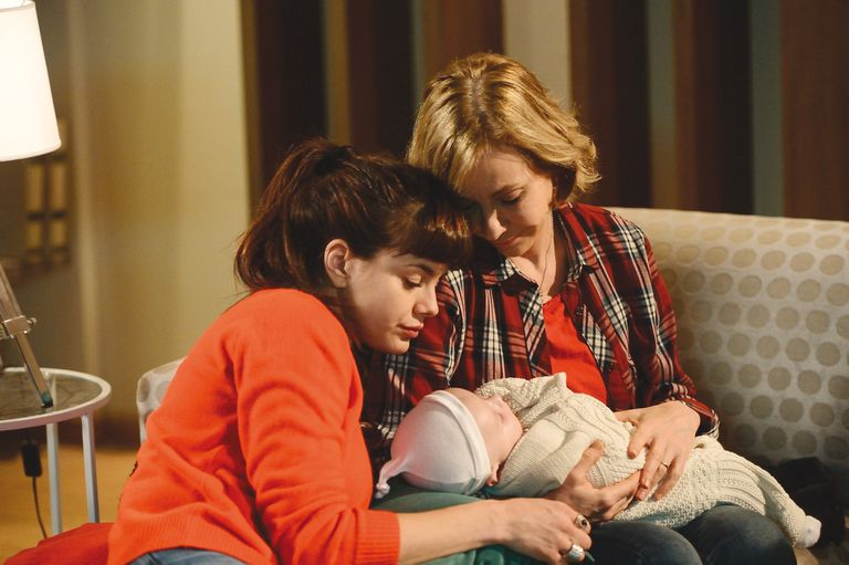Pequeña Victoria: la maternidad empoderada