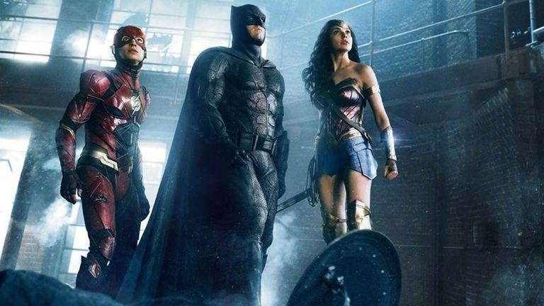 La nueva versión de Liga de la justicia, uno de los contenidos destacados de HBO Max