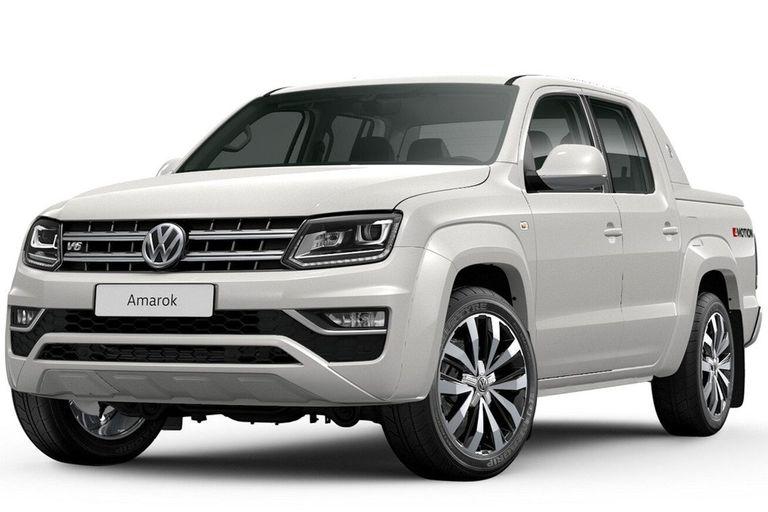 La Volkswagen Amarok fue tercera