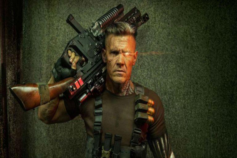 Josh Brolin interpretará a Cable, el villano de turno.