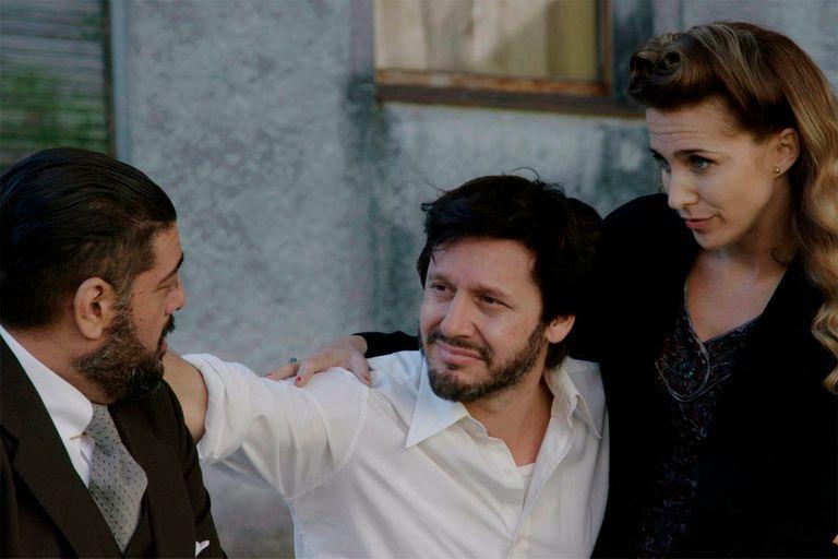 ATAV: presionado, Alí accede a pegarles a Lucía y a Bruno donde más les duele