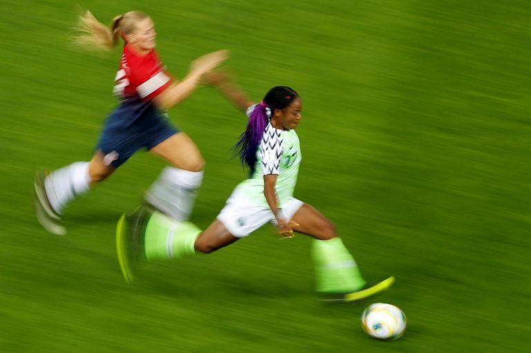Francisca Ordega de Nigeria