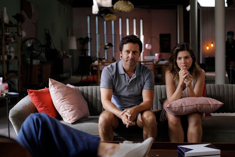 La China Suárez y Benjamín Vicuña hacen terapia en la pantalla