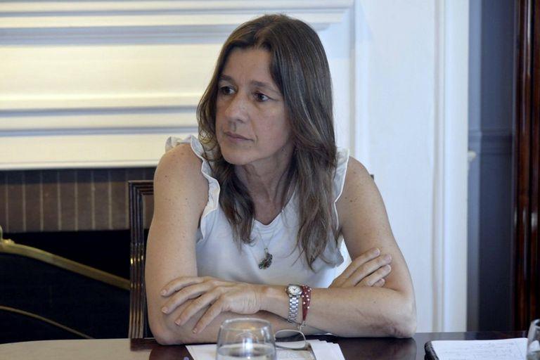 """La ministra de Seguridad de la Nación, Sabina Frederic, dijo que las tomas de terrenos """"no son un problema de seguridad"""""""