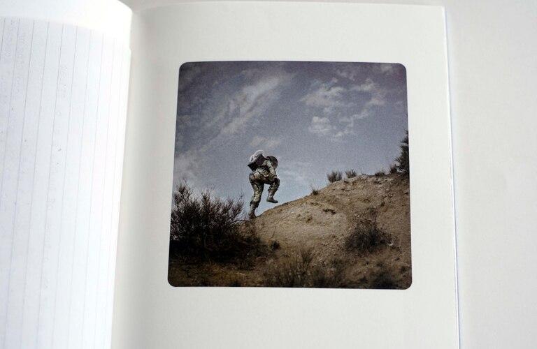 Detalle de The Afronauts, de Cristina de Middel, uno de los libros que se exhibirán en FoLa