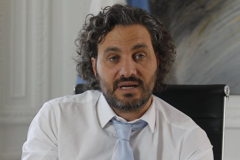 """Santiago Cafiero: """"Bullrich es deshonesta hasta en 280 caracteres"""""""