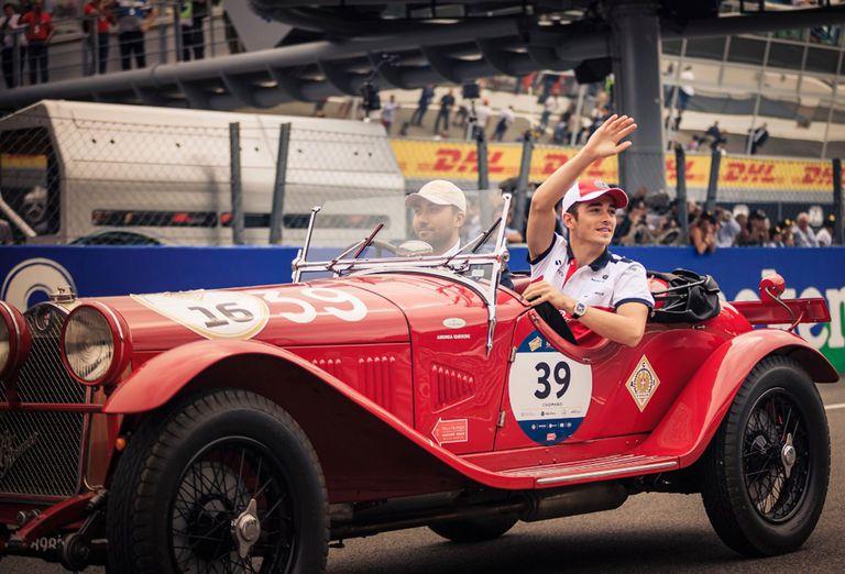 Con 20 años, Leclerc llegará a Ferrari en lugar de Raikkonen