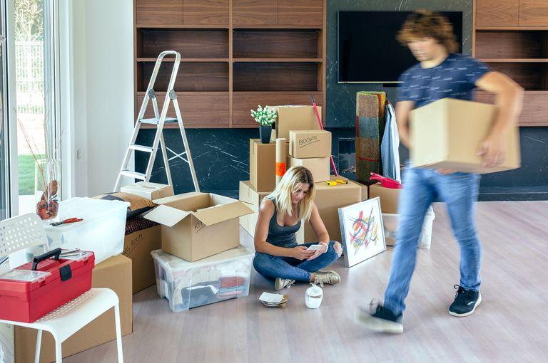 La mudanza es un momento importante para todos y hay muchas formas en las que se puede inaugurar la nueva vivienda