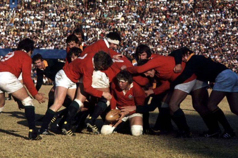"""""""Los Invencibles"""", la formación de 1974 que arrasó en Sudáfrica con 22 éxitos y una igualdad."""