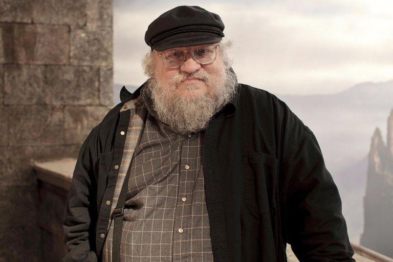 George R.R. Martin, el verdadero dueño del Trono de Hierro de Game of Thrones