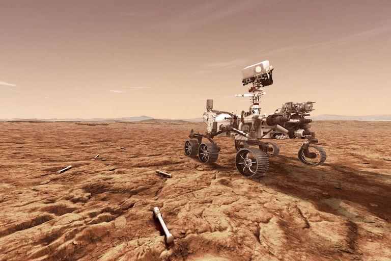 El rover Perseverance deberá superar de forma exitosa el descenso a una velocidad de 20.000 kilómetros por hora, una etapa que los ingenieros denominan como los 7 minutos de terror