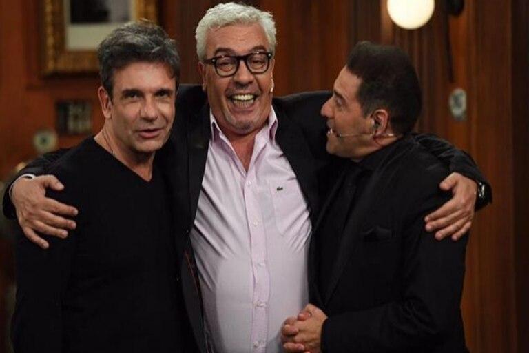 Marcelo de Bellis, Coco Sily y Mariano Iúdica