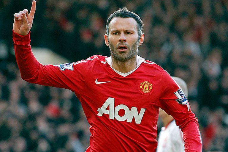 Giggs jugó 963 partidos y logró 35 títulos en 23 temporadas en Manchester United