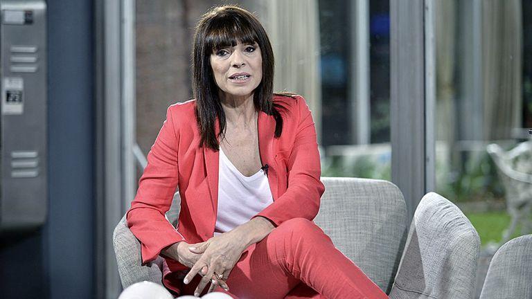 Rosario Lufrano, presidenta de Radio y Televisión Argentina sociedad del Estado (RTE)