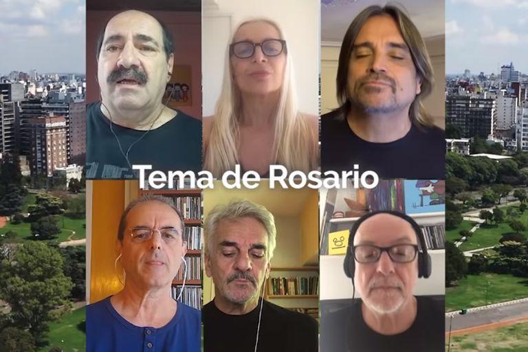En cuarentena: el reencuentro virtual de la Trova Rosarina