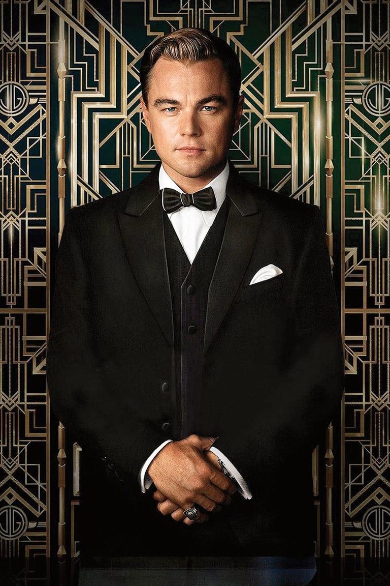 Leonardo de Caprio, El Gran Gatsby